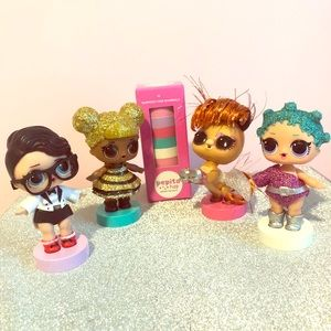 Other - LOL Surprise Doll & Pet Stands Set of 12